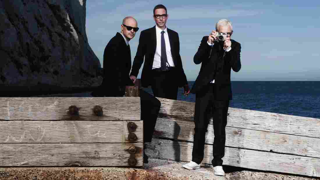 EDM trio Above & Beyond visited with Jason Bentley on this week's episode of Metropolis.