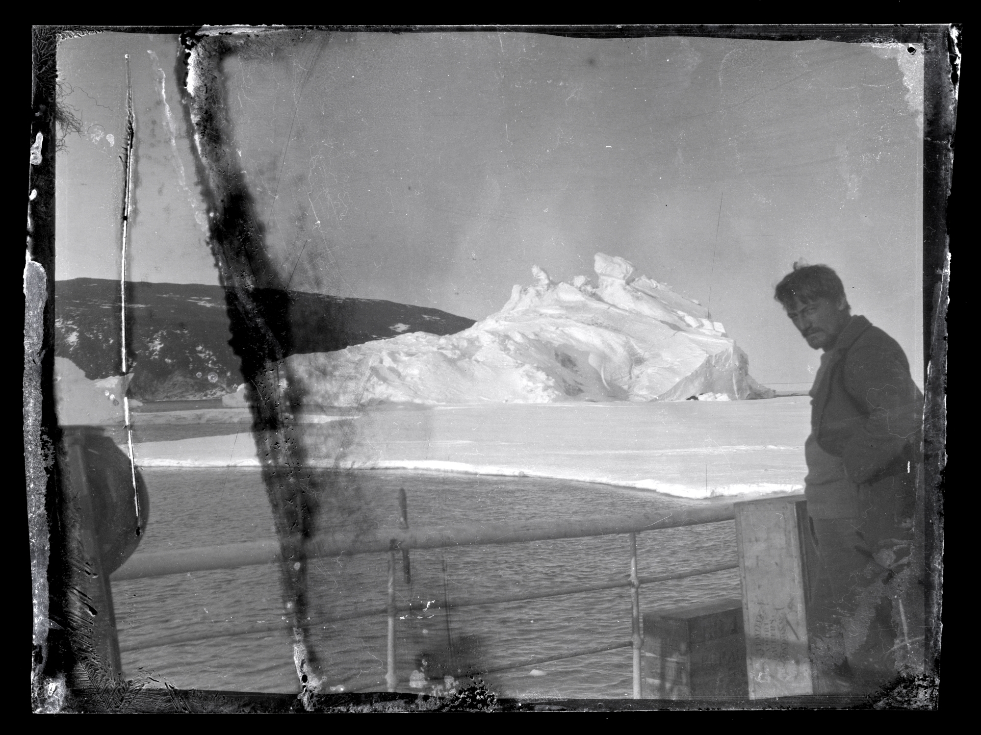 Lost Images Come To Life A Century After Antarctic Expedition