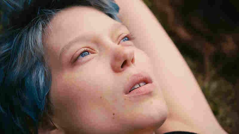 Lea Seydoux plays Emma in the film Blue Is the Warmest Color, directed by Abdellatif Kechiche.