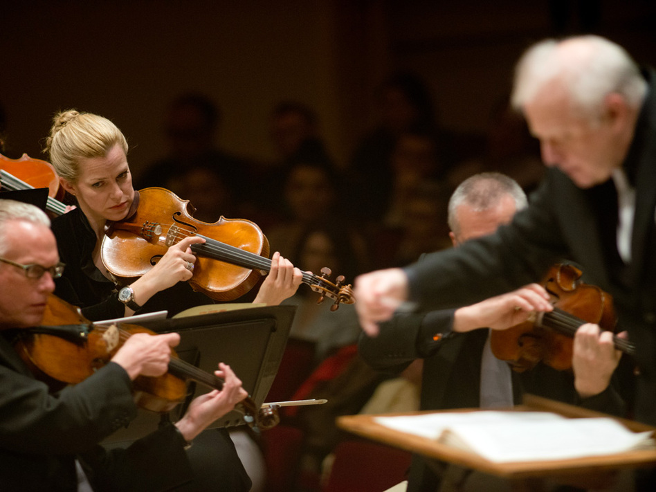 In May, Leonard Slatkin took his Detroit Symphony Orchestra back to Carnegie Hall after 17 years. (NPR)