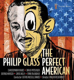 Philip Glass' opera about Walt Disney premiered this year in Madrid.