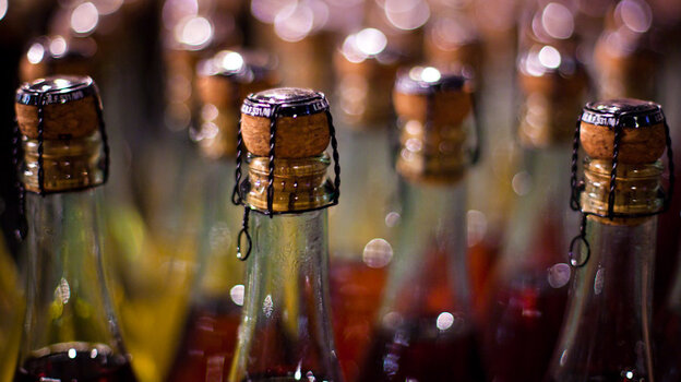 Each bottle of Champagne contains around 50 million bubbles. But will any of them accelerate the inebriation process?