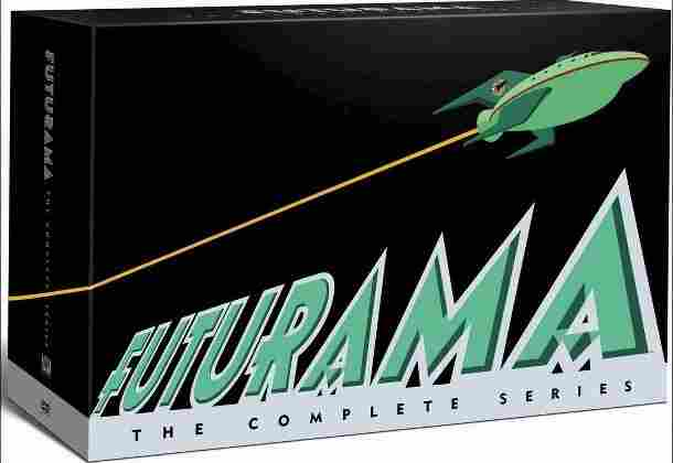 The Futurama box set