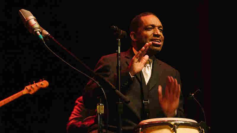 Donald Harrison leads his quintet in concert.