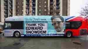 Newspapers: 'Whistle-Blower' Snowden Deserves Clemency