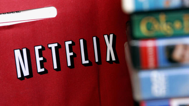 While counting Netflix's microgenres, Madrigal discovered the streaming service's favorite adjective: romantic. It appears in 5,272 categories. (AFP/Getty Images)