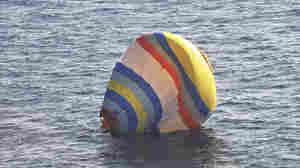 Chinese Balloonist Rescued At Sea By Japanese Coast Guard