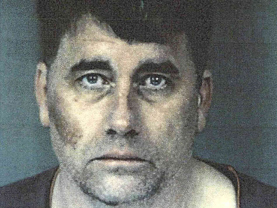 A photo released by the Eureka Police Department shows Gary Lee Bullock, who police arrested in connection with the murder of the Rev. Eric Freed.