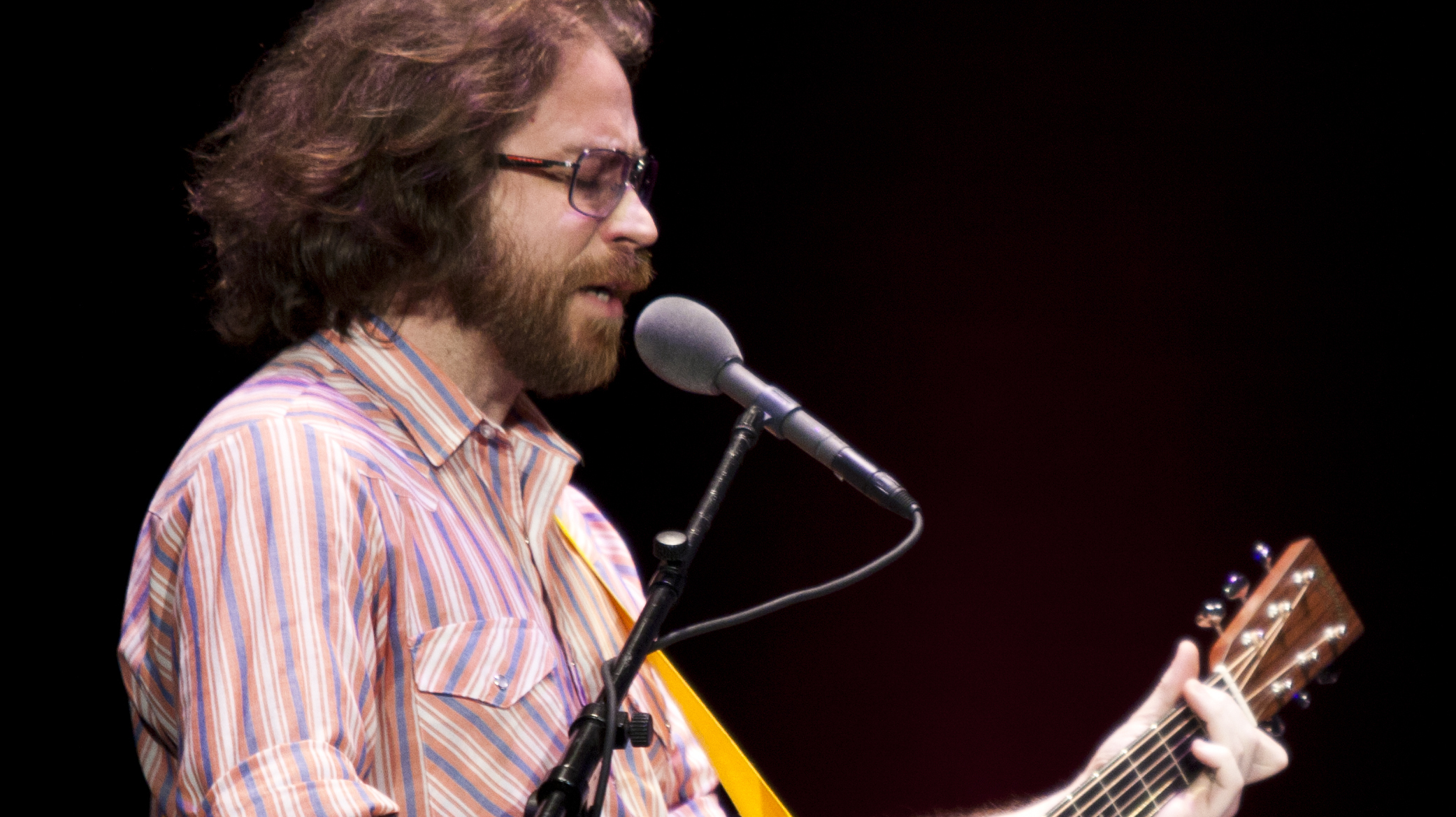 Jonathan Coulton in Boston.