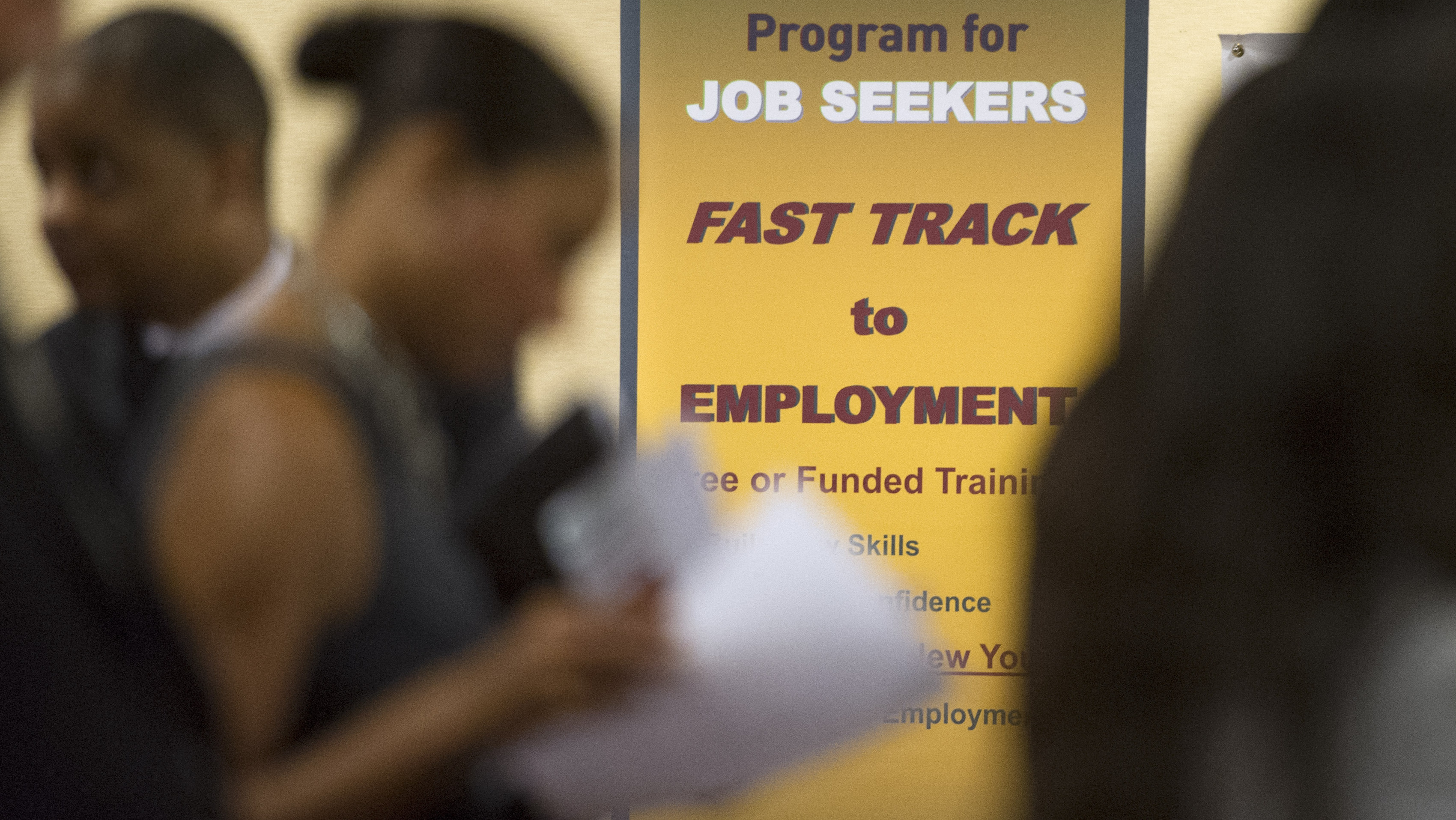 For The Unemployed, Ideas To Help Bridge The Gap To Work
