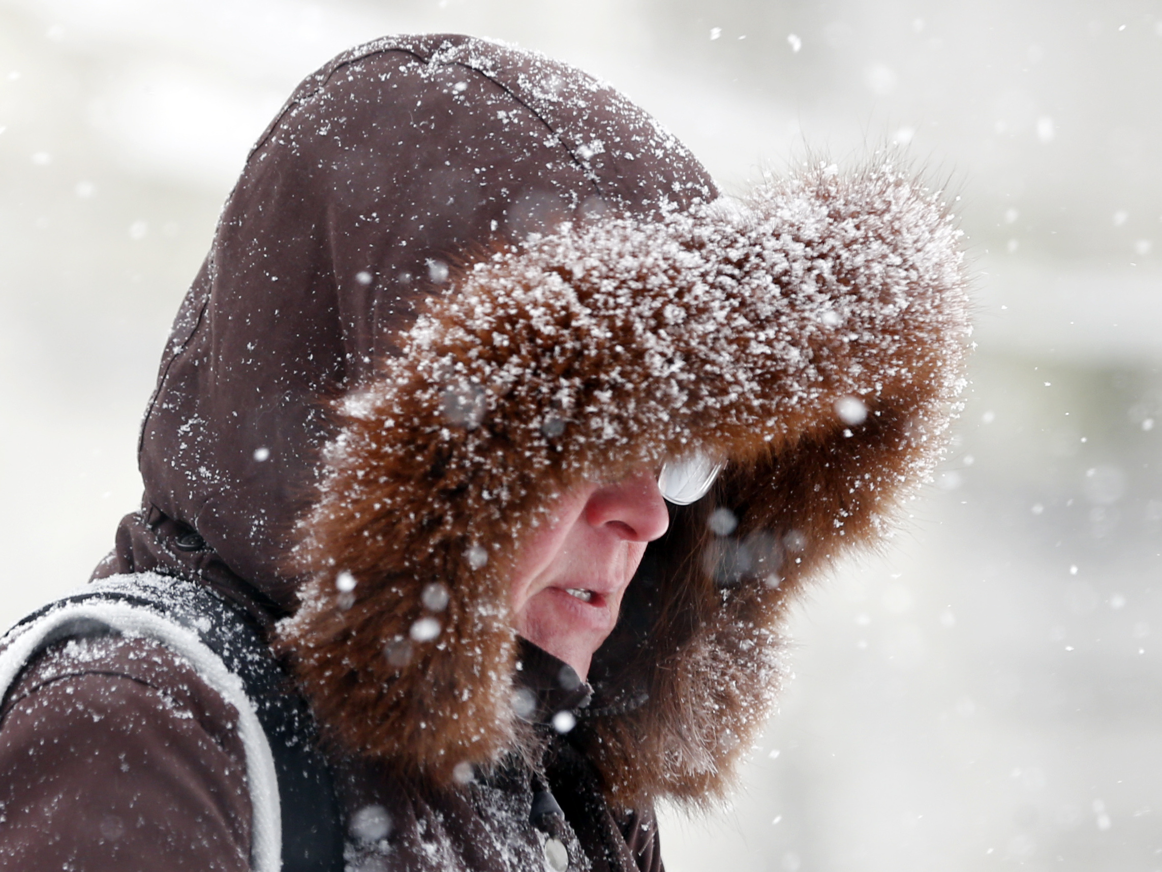 100 Million People In Path Of 2014's First Wintry Blast