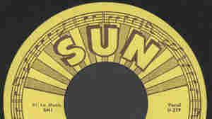 "Label for Warren Smith's ""Ubangi Stomp"" on Sun Records."