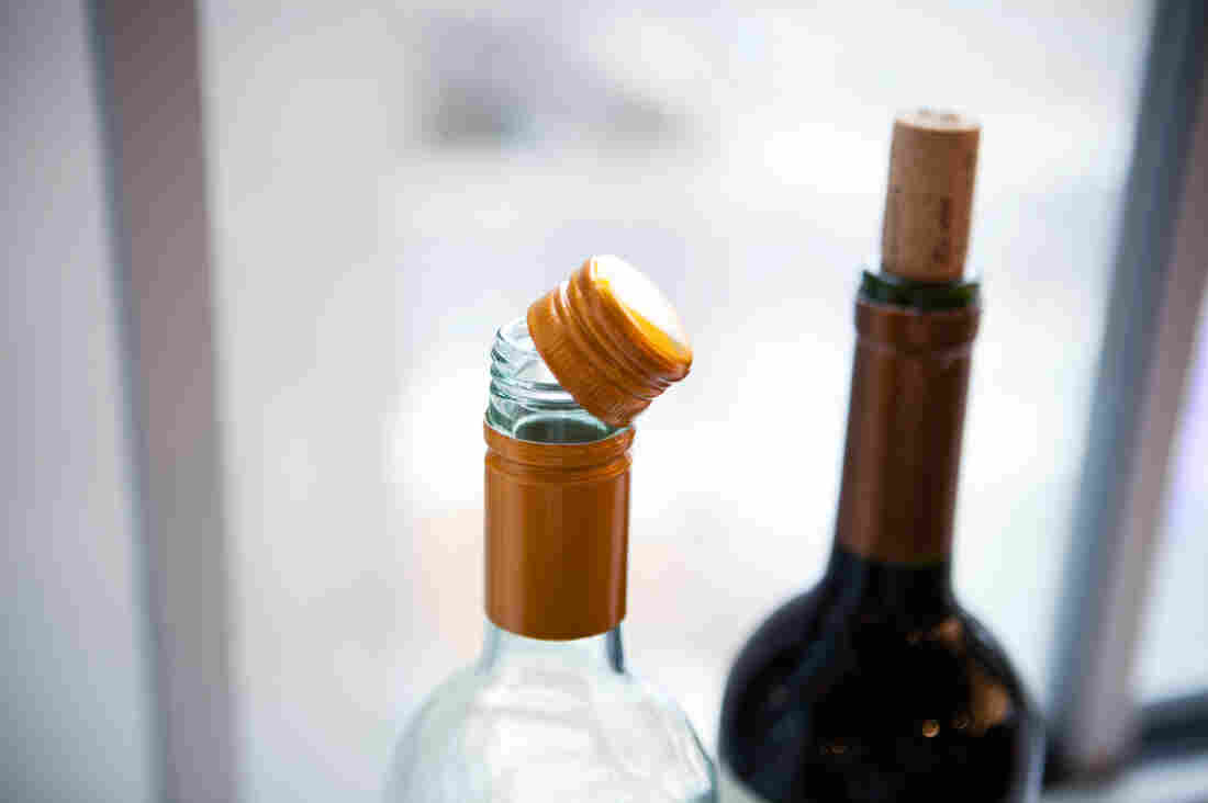 Winemakers are increasingly turning to screw caps. Now consumers are learning to get over their prejudice for cork, too.
