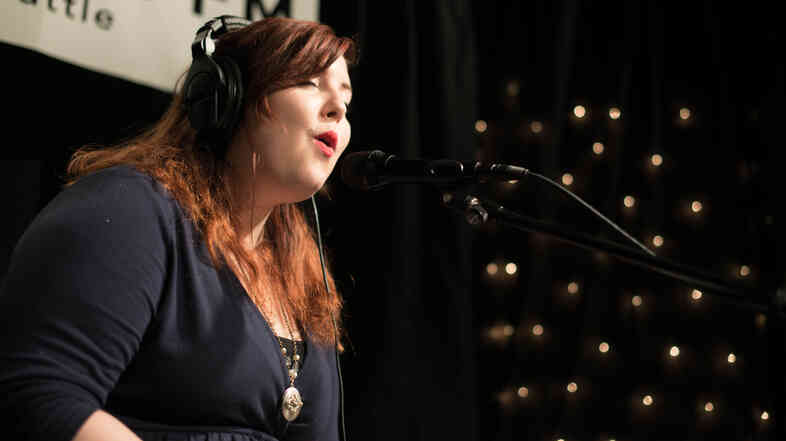 Mary Lambert performed live at KEXP.