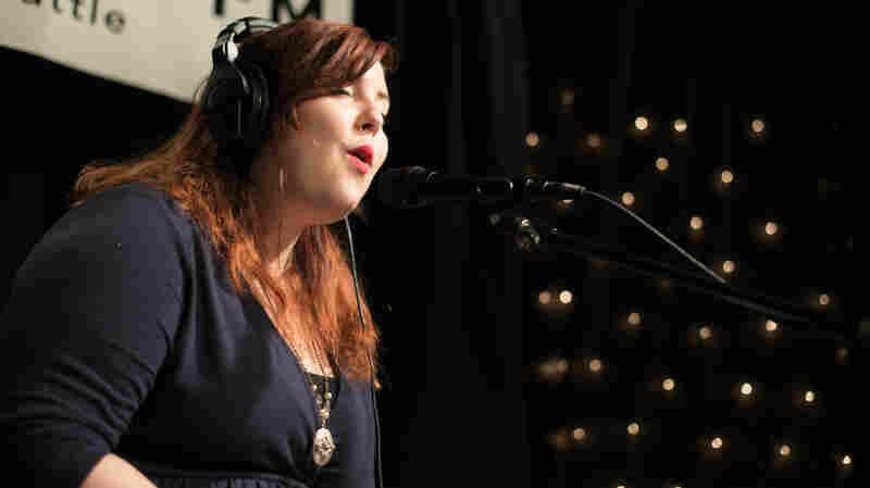 Mary Lambert performed live at KEXP.