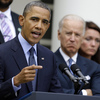 President Obama speaks in April after the Senate rejected a bill that would expand background checks on guns. The White House is seeking to clarify rules that bar firearm possession due to mental health problems.