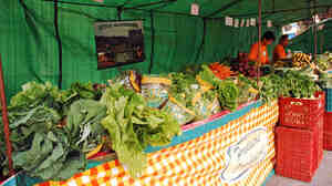 As demand for organic food in Brazil rises, organic produce