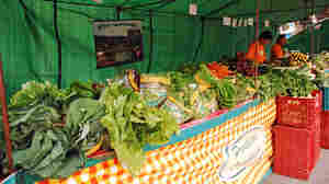 In Sao Paulo, Organic Markets Are Beginning To Take Off