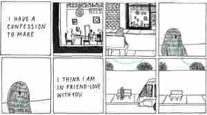 Comic Artist Yumi Sakugawa On Friend-Love, Identity And Art