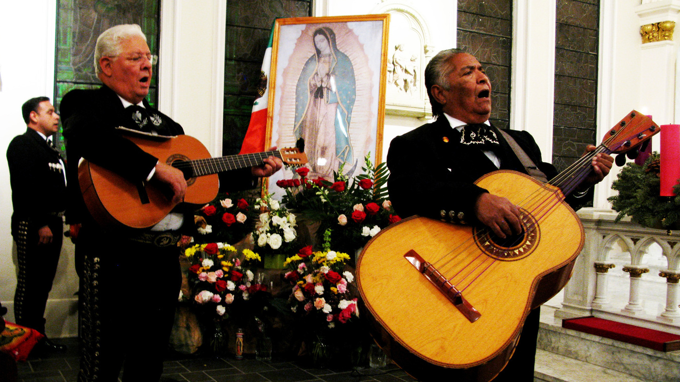 'Our Soul Music Is Mariachi Music': Houston's Mexican Mass