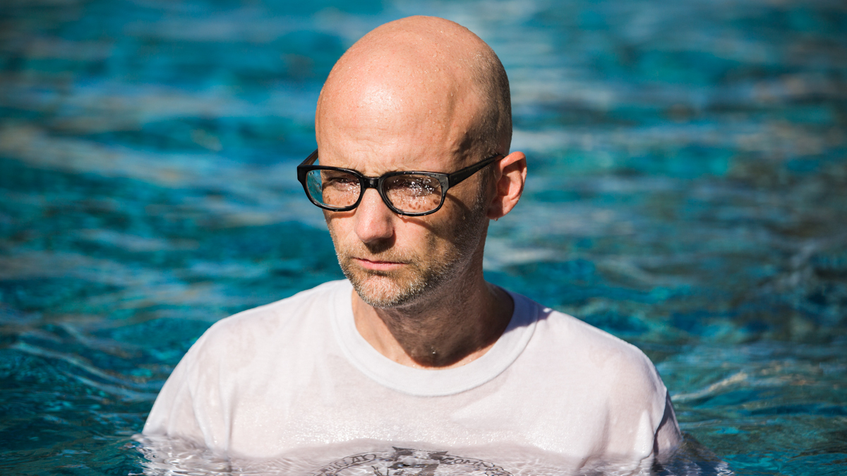 Moby On World Cafe