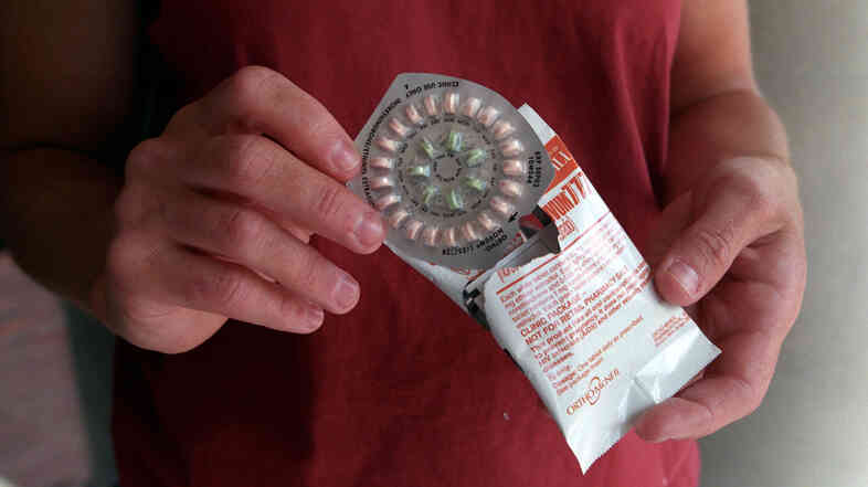At the center of the debate: prescription contraceptives.