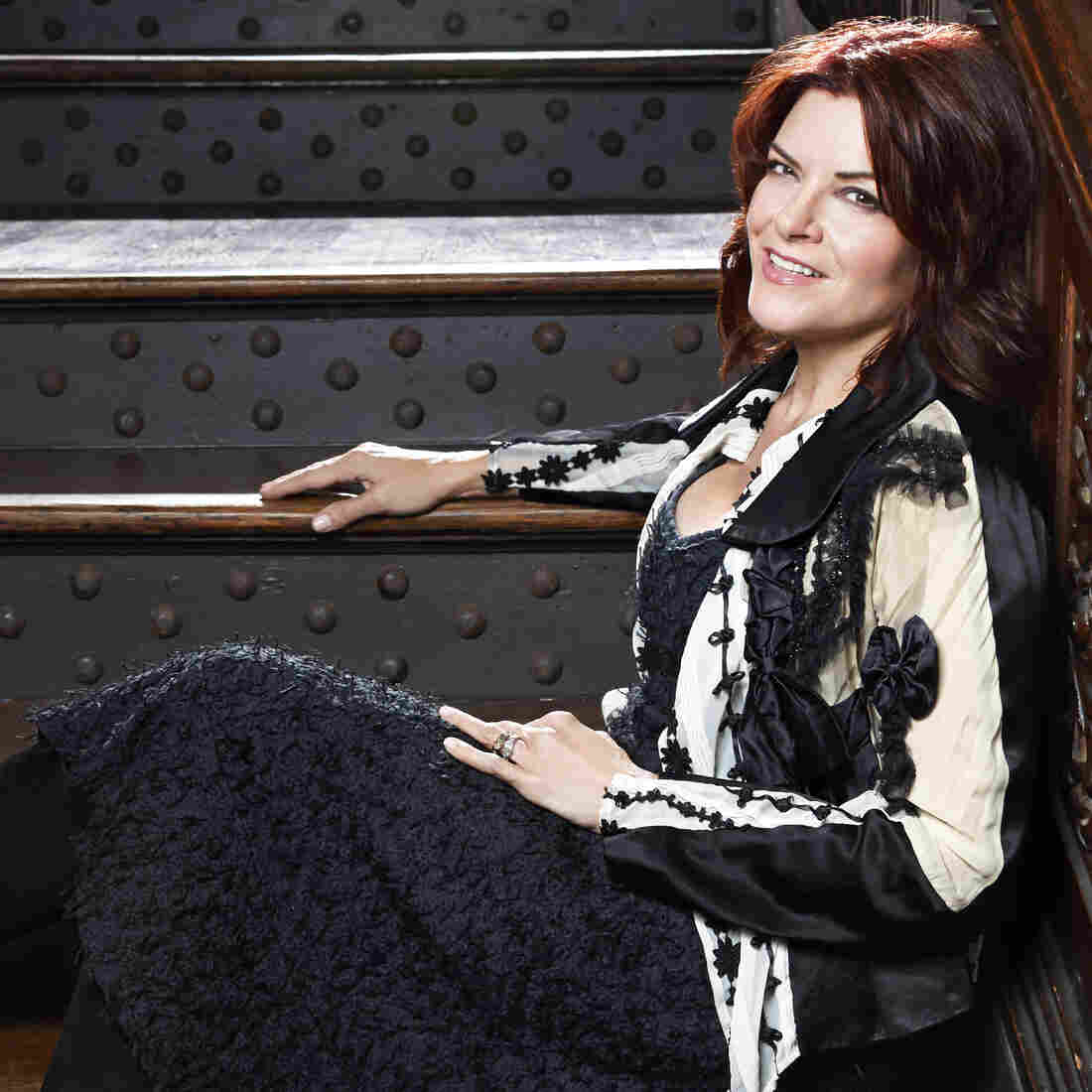 First Listen: Rosanne Cash, 'The River & The Thread'