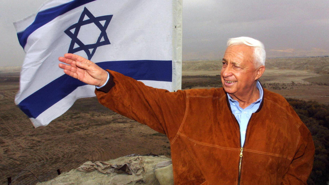 In Israel, Ariel Sharon's Family Gathers At His Bedside