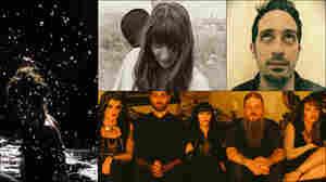 Clockwise from top left: Circuit des Yeux, Jeremiah Cymerman, Katie Gately, Satan, SubRosa.