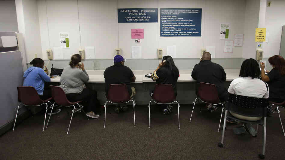 thousands in the state lost federal unemployment benefits in December