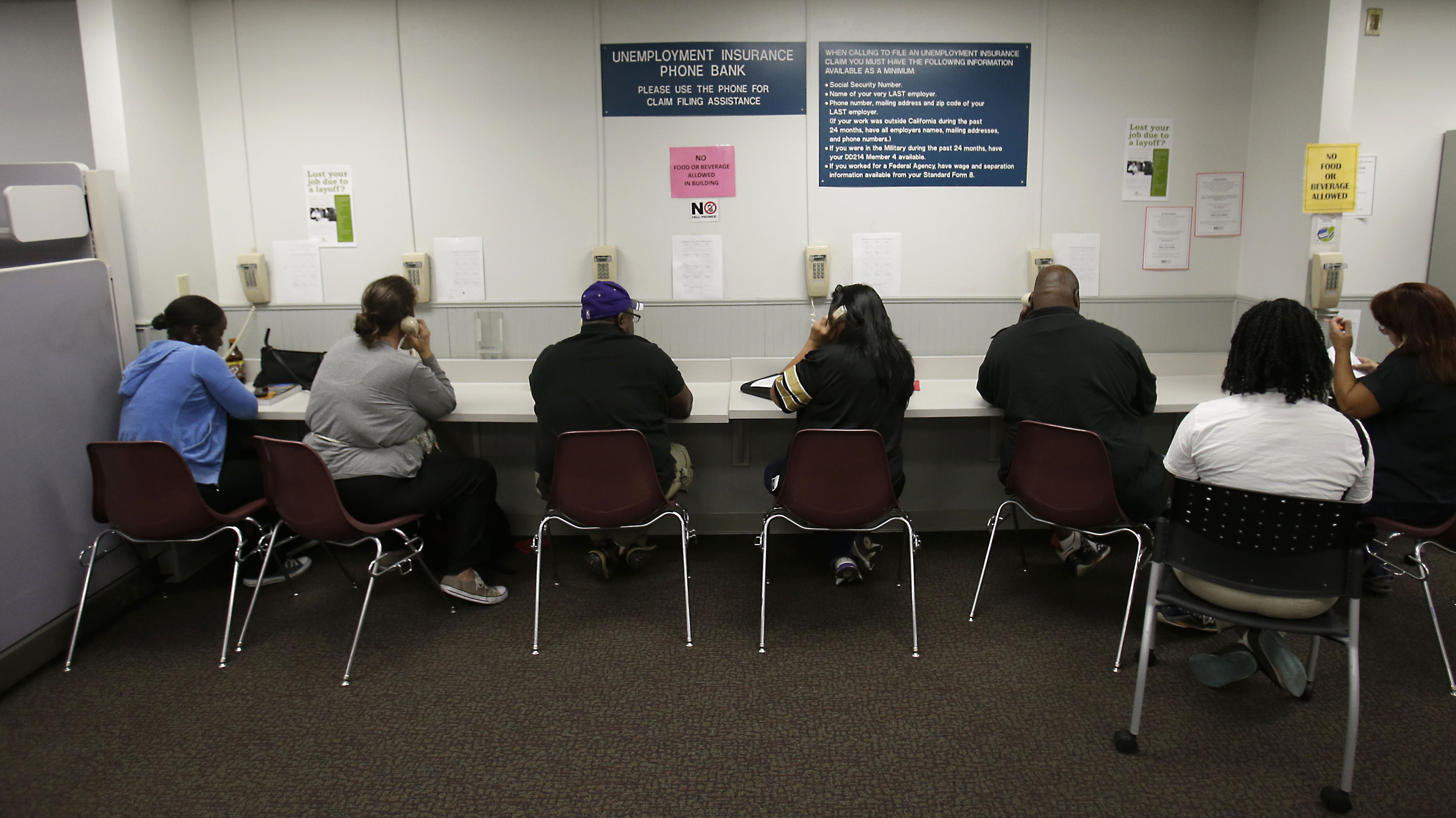 With Benefits Cut, Unemployed Take Stock Of Dwindling Options