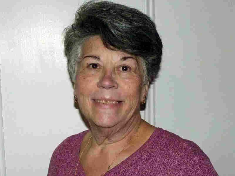 Margaret Ann Wolf Harris, 71, lives in Catonsvile, Md.