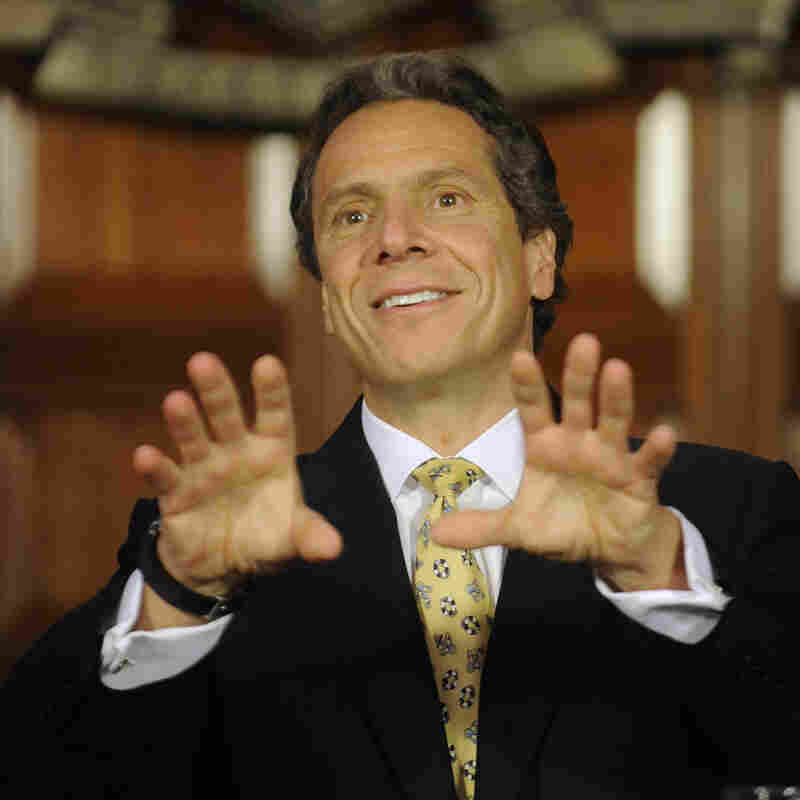 New York Gov. Andrew Cuomo is reportedly considering allowing the use of marijuana for medicinal purposes.