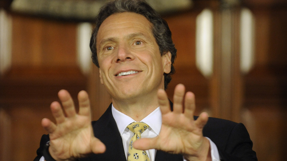 New York Gov. Andrew Cuomo is reportedly considering allowing the use of marijuana for medicinal purposes. (AP)
