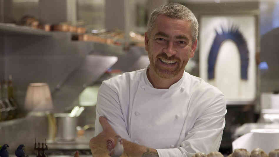 Brazilian chef Alex Atala, whose restaurant, D.O.M., is ranked among the top 10 in the world, was named one of the most influent