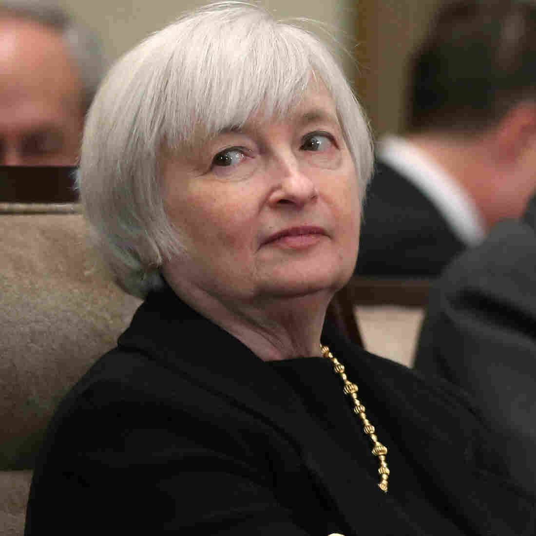 Senate Confirms Janet Yellen As Federal Reserve Chair
