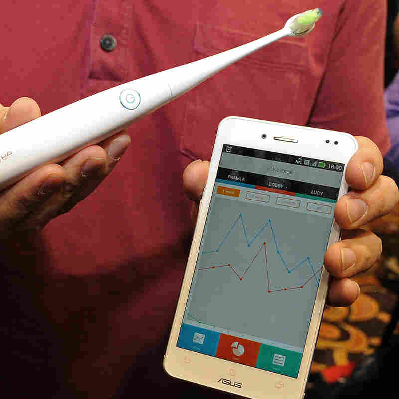CES 2014: Toothbrush? Bed? Car? Put Some Internet On It