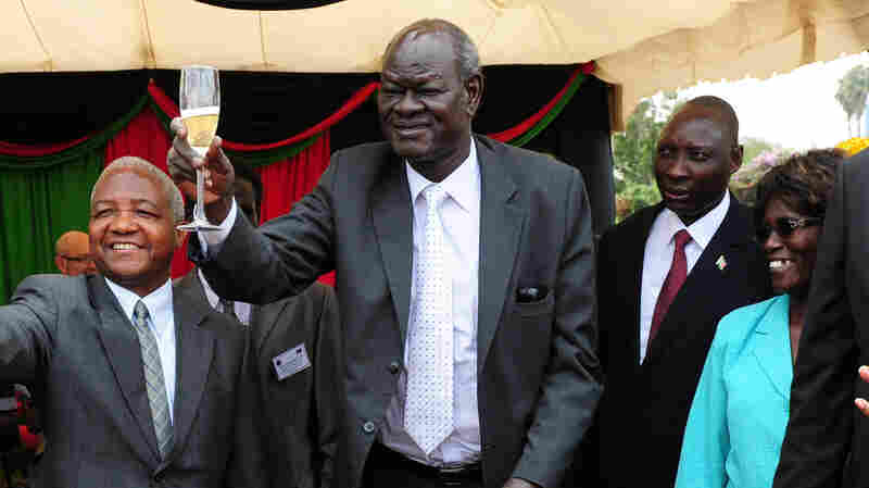 How I Almost Got Arrested With A South Sudanese Ex-Minister