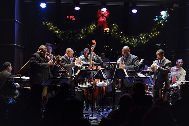 The Wynton Marsalis Septet.