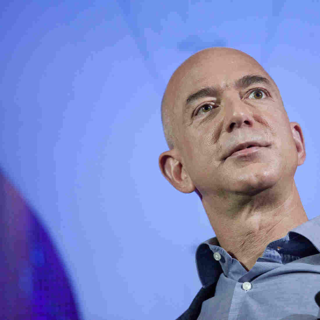 Can Amazon's Jeff Bezos Save Planet Earth?