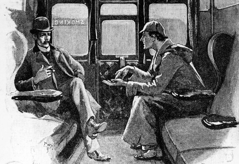 Sherlock Holmes And The Expiring Copyright: It's Public