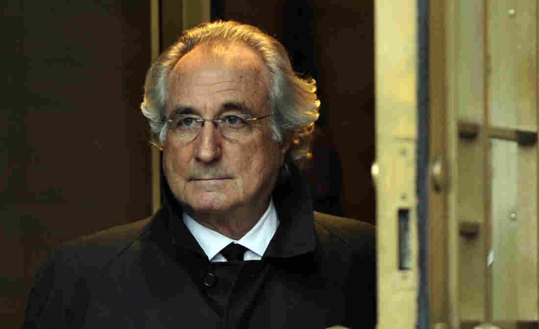 Bernard L. Madoff in 2009.