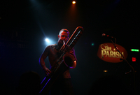 Colin Stetson live at the Parish during SXSW on March 17, 2011.