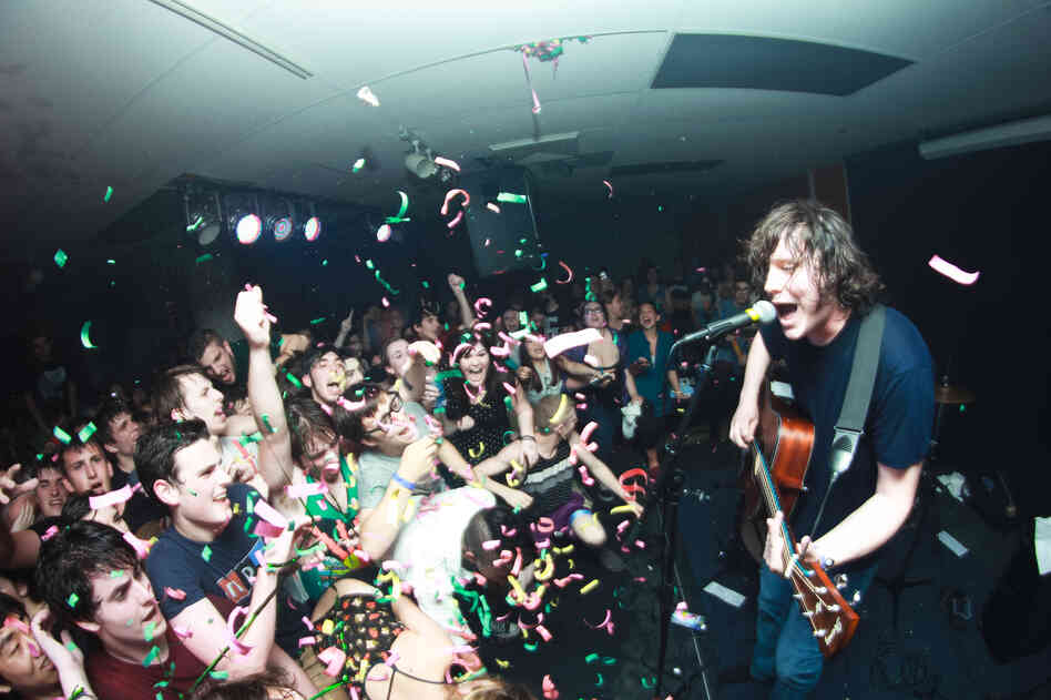 The Front Bottoms at Drexel University in Philadelphia, Pa.