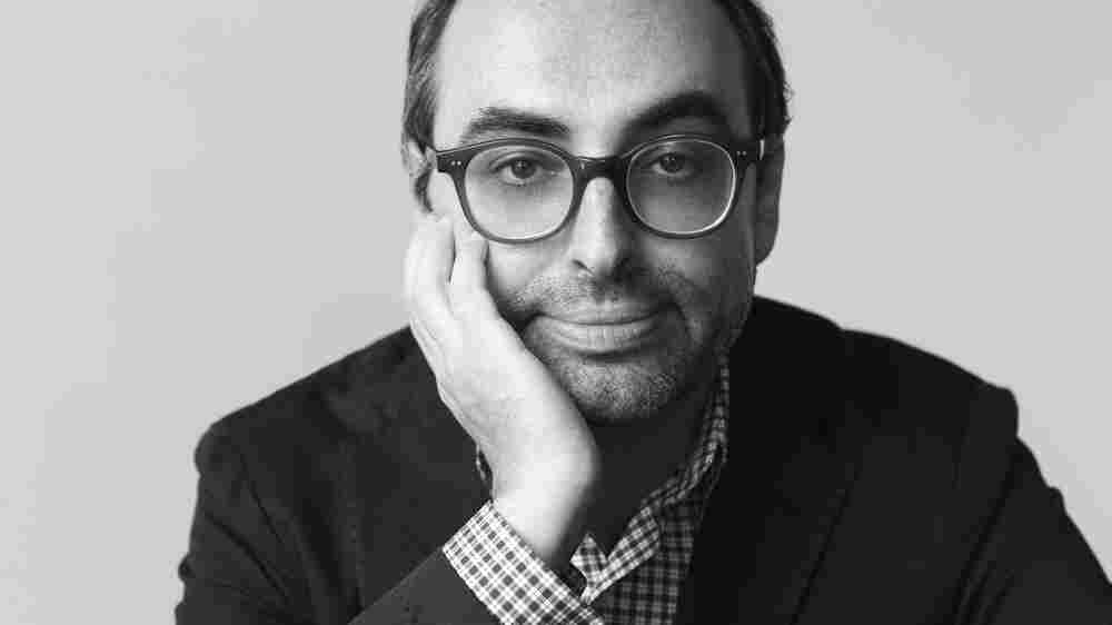 'You Can't Be This Furry' And Other Life Lessons From Gary Shteyngart