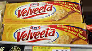 A Cheesy Meltdown: Kraft Warns Of Velveeta Shortage