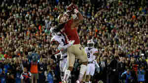 Florida State Wins A Thriller To Take College Championship