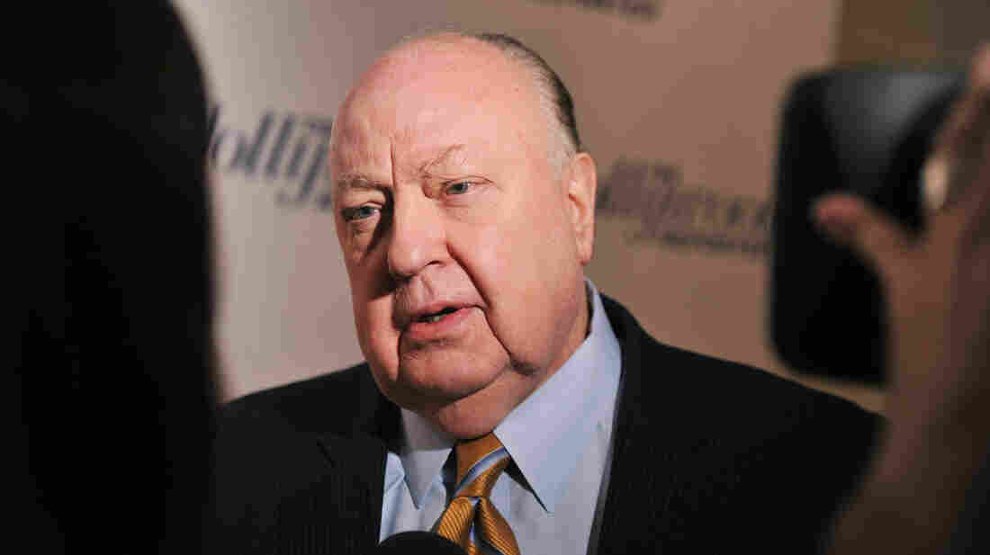 """Fox News Channel chief Roger Ailes attends a 2012 Hollywood Reporter celebration of """"The 35 Most Powerful People in Media"""" in New York City."""