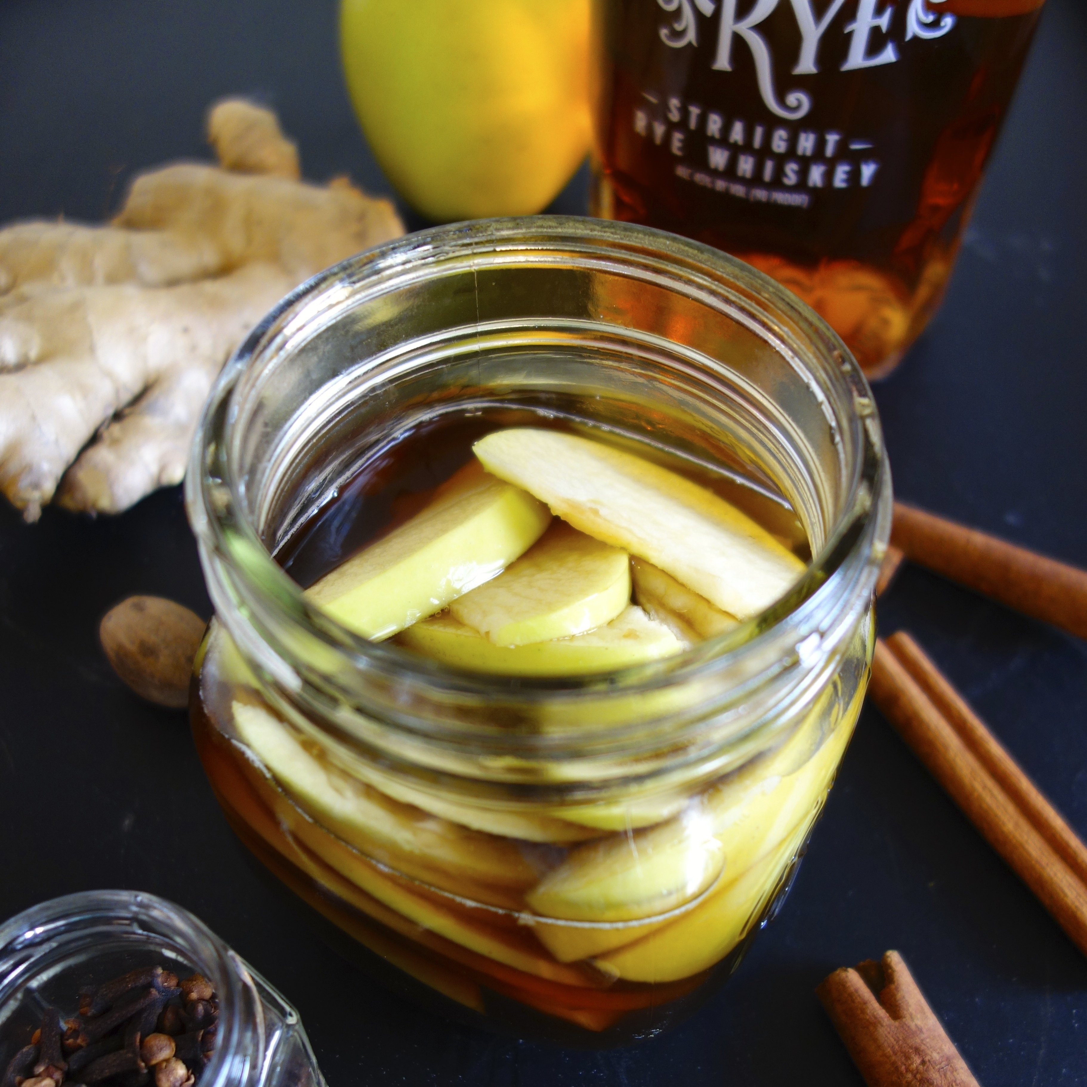 Apple-Spiced Rye
