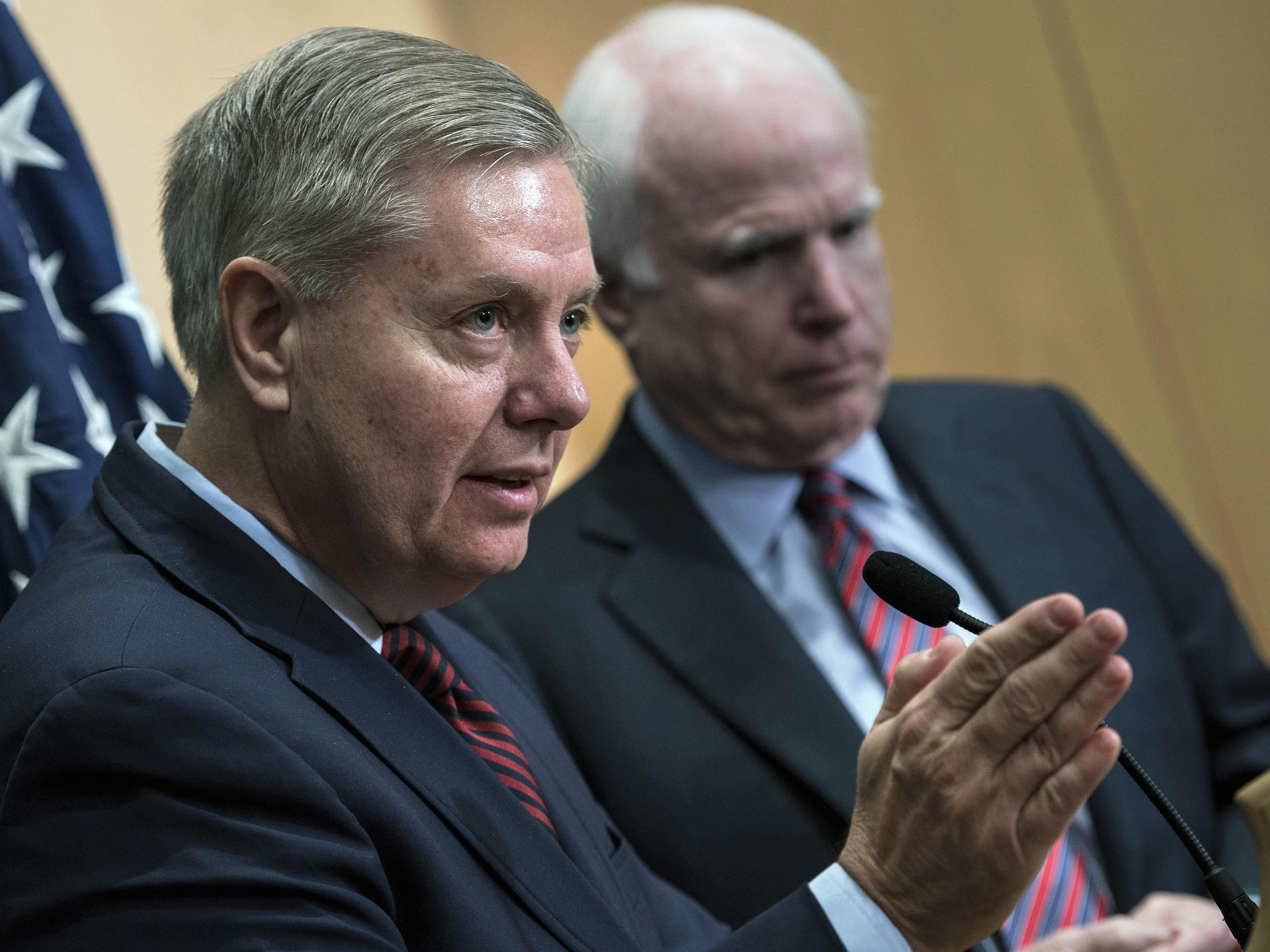 McCain Lays Al-Qaida Surge In Iraq At Obama's Feet